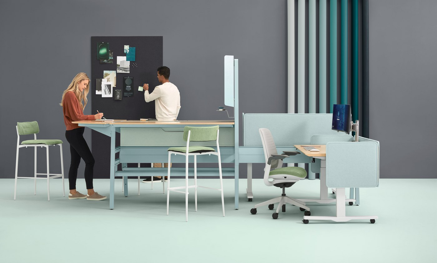 How to Encourage Employee Engagement through Workplace Design in 2021