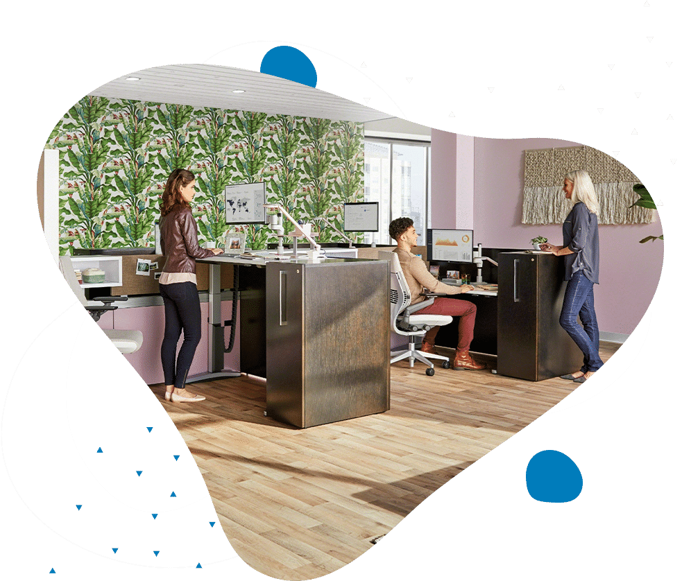 Connect with a Furniture Workspace Partner