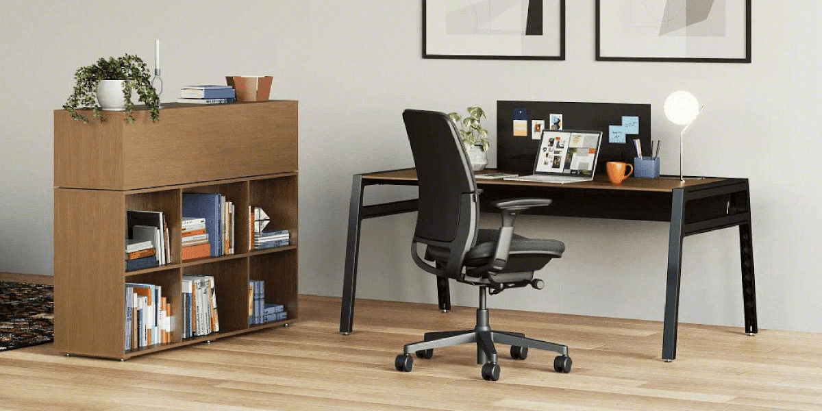 Steelcase Amia office task chair-1