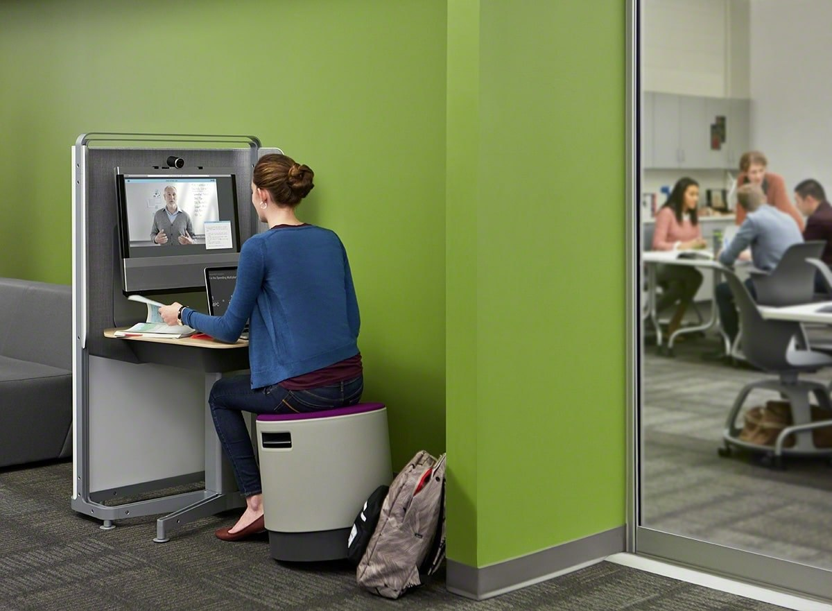 Design spaces for distributed collaboration