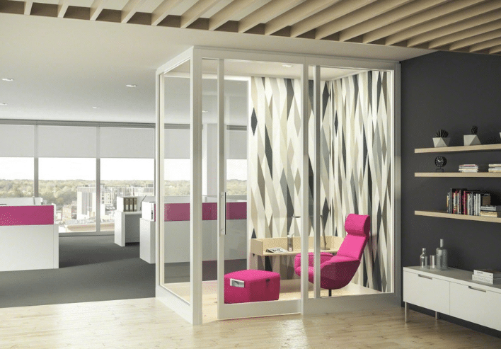 3 Ways to Define Privacy in Workplace Design in 2021