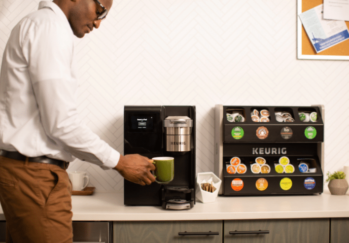 2021 Keurig K-3500 Commercial Coffee Brewer Review (Cost, Pros & Cons)