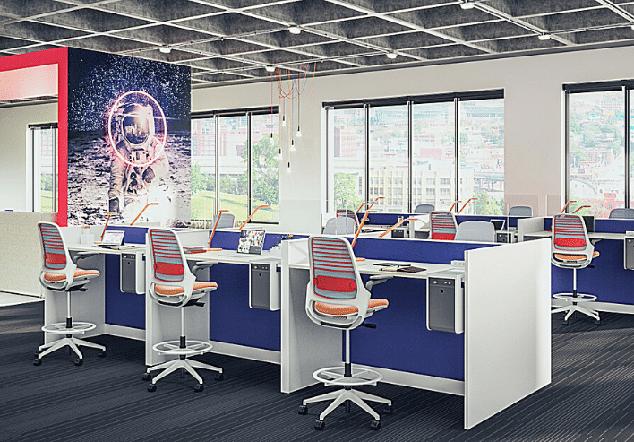 2020 Steelcase Answer Panel System Review (Features & Customization)